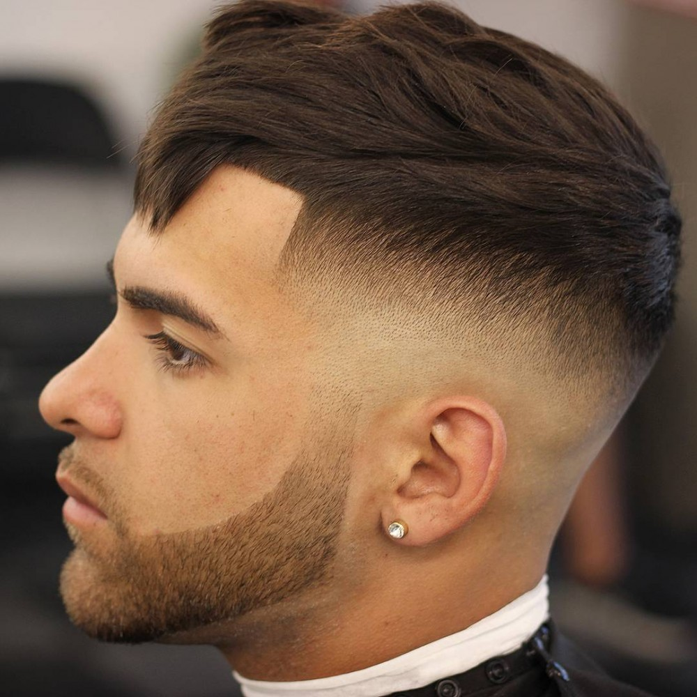 Cool Men S Hairstyles For 2019